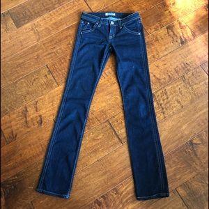 Hudson Jeans 2 S low rise